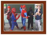 Zdjęcia dzieci w przebraniach