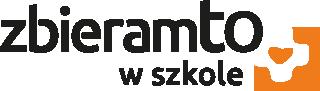 logo akcji zbieramto w szkole