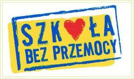 Logo Szkoły bez Przemocy z odnośnikiem do strony http://www.szkolabezprzemocy.pl/
