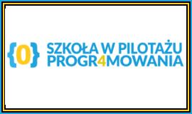 Logo - Szkoła w pilotażu programowania
