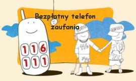 Logo Telefonu Zaufania z odnosnikiem do strony https://116111.pl/